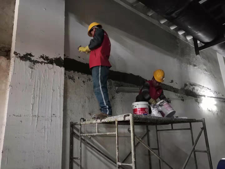 建筑防水材料的选择