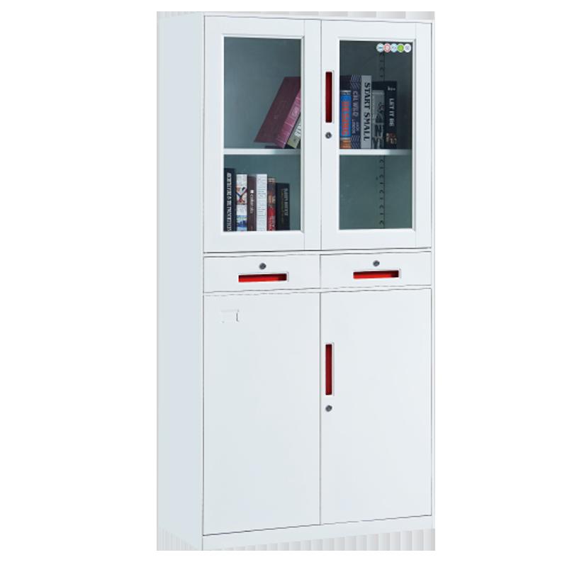 JS-BKN-005玻璃柜