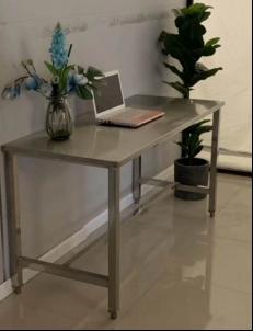 不锈钢长条桌.