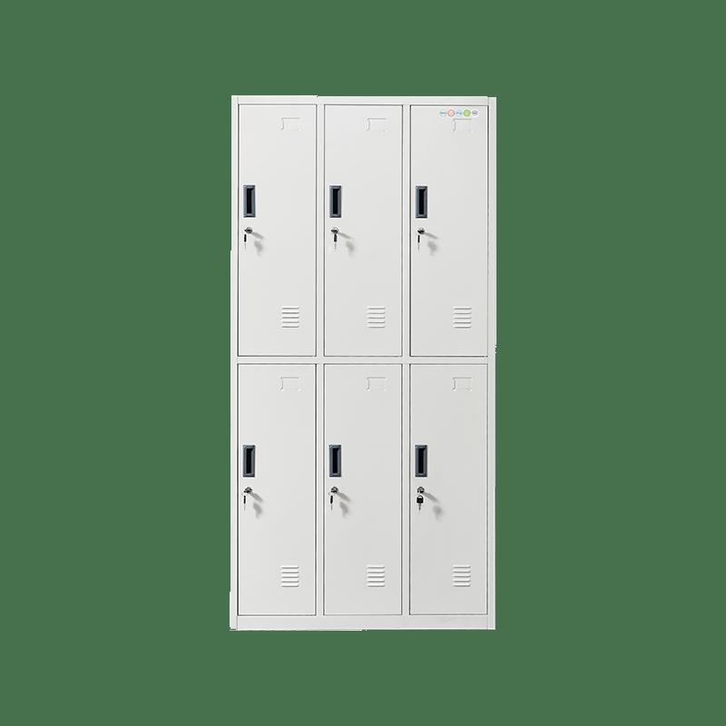 JS-PF-011六门更衣柜